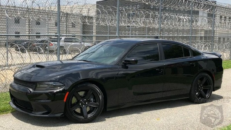Justice Department Tells Georgia Sheriff That He Can't Use Federal Funds To Buy A Charger Hellcat